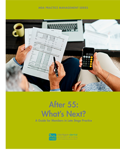 Guide Cover: After 55: What's Next?