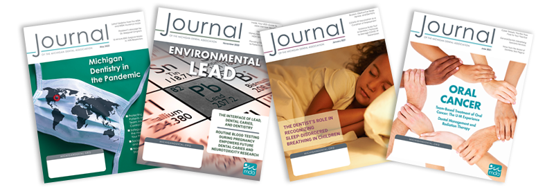 MDA Journal Cover Collage
